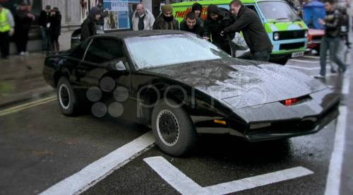 Pontiac Kitt from Knight rider